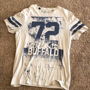 Buffalo David Bitton Shirts - David Britton Buffalo T-shirt